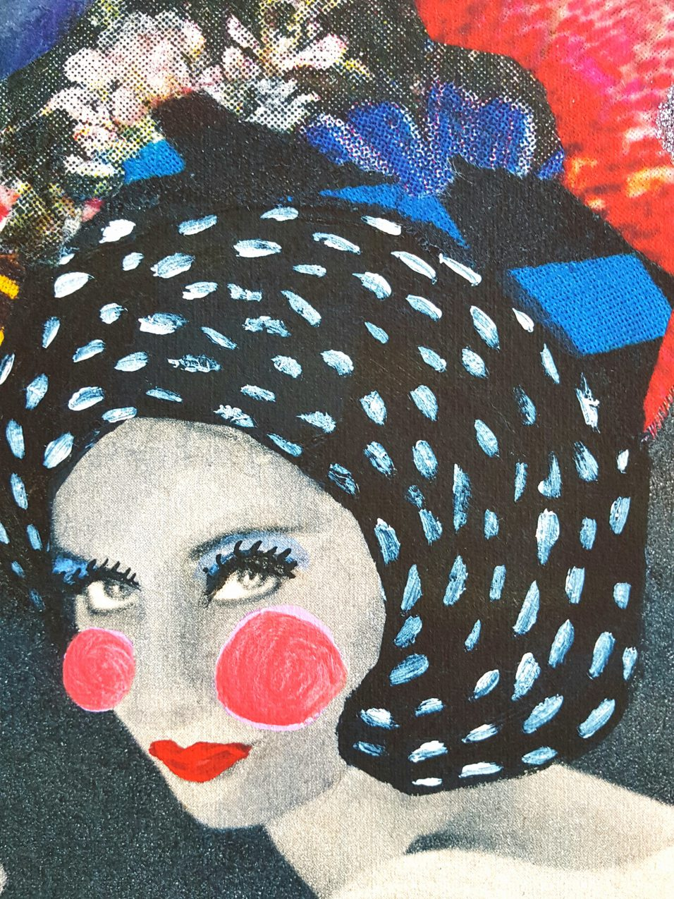 Noor Huige I'm with the girls 4 detail