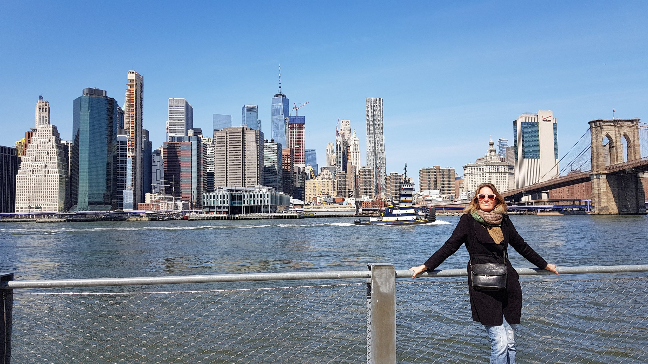 Noor Huige NYC skyline April 2019