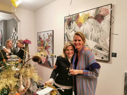 Pop Up Store opening Noor en Anneloes
