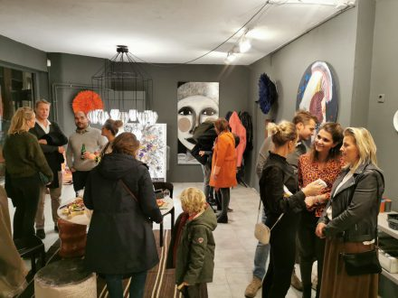 Openings Pop Up Noor Huige en Alaloes