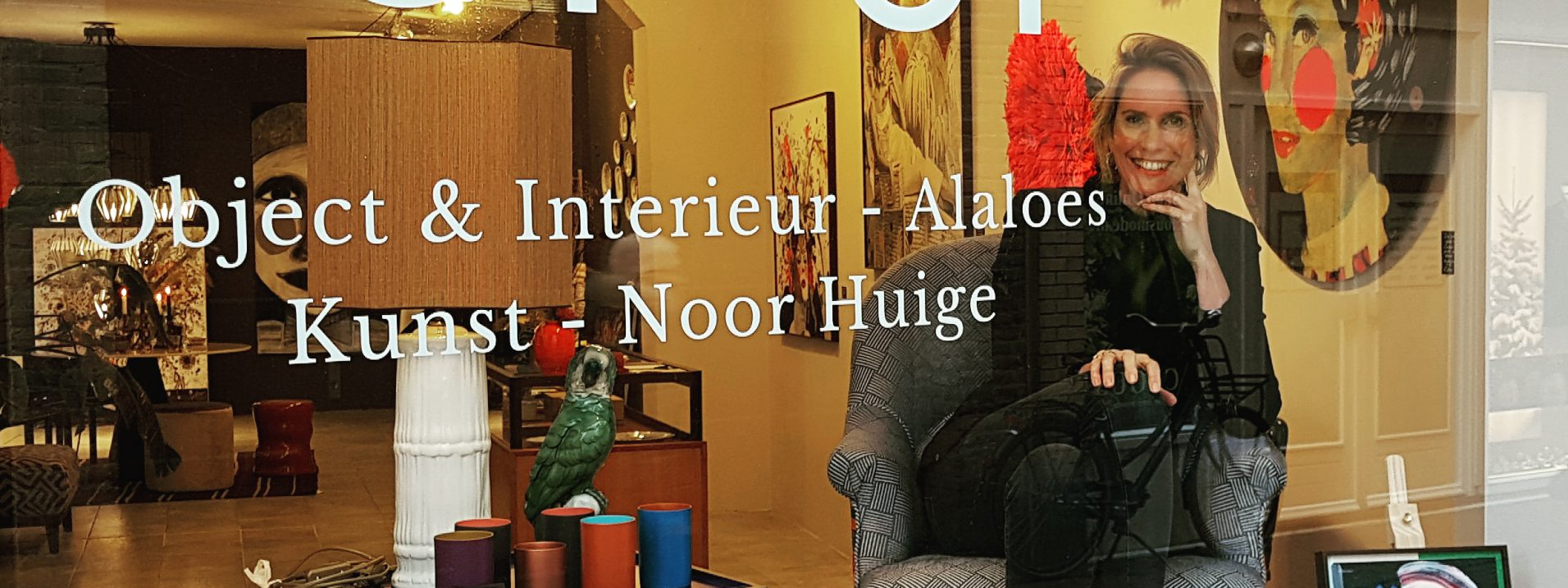 Noor Huige POP UP Store Den Bosch